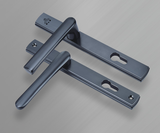 Casement door lock series