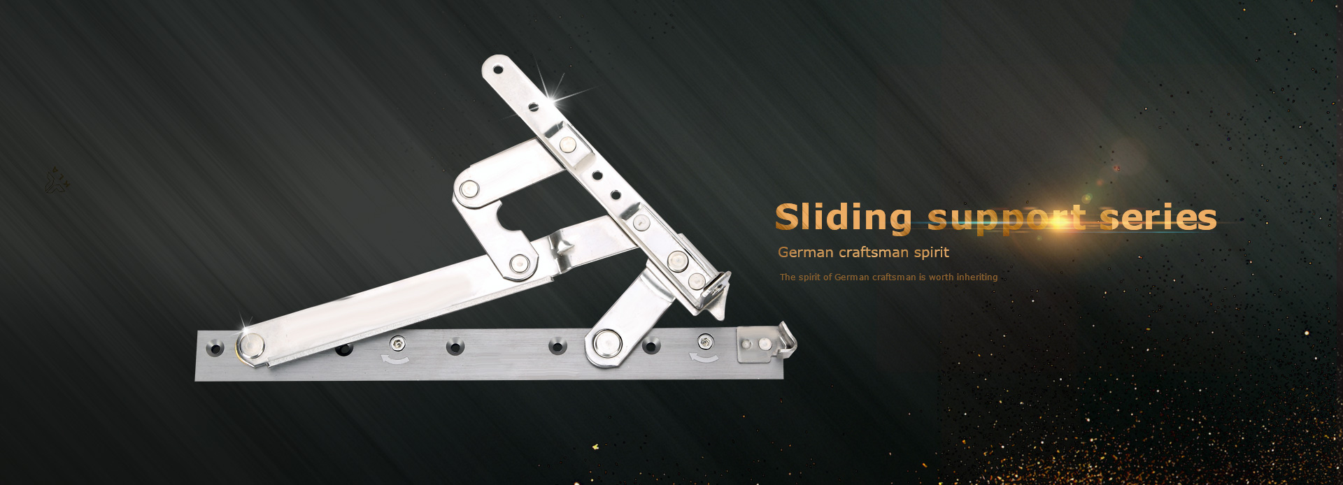 Sliding support series
